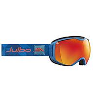 Julbo Quantum Polar - Skibrille, Blue/Orange