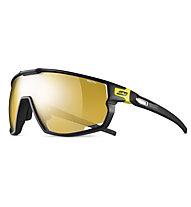 Julbo Rush - occhiale sportivo, Black/Yellow