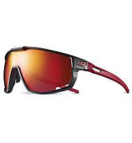 Julbo Rush - occhiale sportivo, Red/Black
