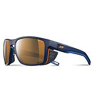 Julbo Shield - occhiali sportivi, Dark Blue/Orange