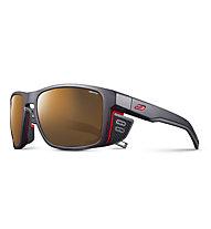 Julbo Shield - occhiali sportivi, Black/Orange