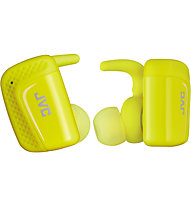 Jvc Auric in Ear - Kopfhörer, Yellow