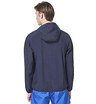 K-Way Jacques Stretch Dot - giacca tempo libero - uomo , Blue