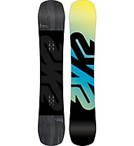 K2 Afterblack - Snowboard Freestyle, Black