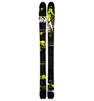 K2 Annex 108 (2013/14) - Sci da freeride, Black/Green