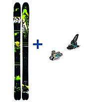 K2 Skis Annex 108 FR Set: Ski+Bindung