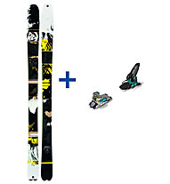 K2 Annex 98 FR Set: Ski+Bindung