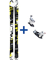 K2 Skis Annex 98 Set: Ski+Bindung