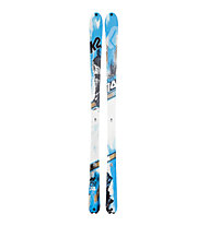 K2 BackLite (2013/14) - Sci da scialpinismo, Light Blue/White
