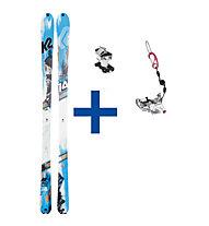 K2 BackLite Set: Ski + Bindung