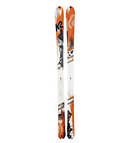 K2 BackUp, Orange/White
