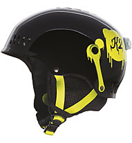 K2 Entity casco, Black