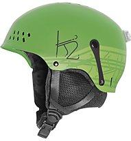K2 Skis Entity - Helm, Green