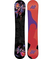 K2 First Lite - Snowboard All Mountain - Damen, Black