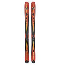 K2 Mindbender 108 Ti Ltd - sci freeride, Red/Black
