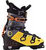 K2 Mindbender 130 - Freerideschuhe, Grey/Yellow/Black