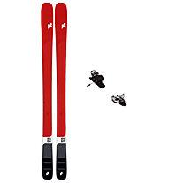 K2 Set Mindbender 90C: Tourenski+Bindung