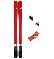 K2 Set Mindbender 90C: sci da scialpinismo+attacco+pelli