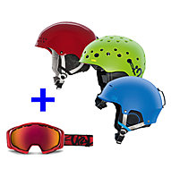 K2 Skis Photophase Set: maschera + casco