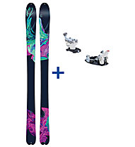K2 Skis Potion 90XTI Set: Ski+Bindung