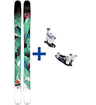 K2 Skis Remedy 102 Set: Ski+Bindung