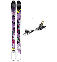 K2 Remedy 92 Set: Ski+Bindung