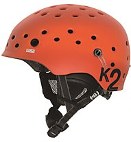 K2 Route - Helm, Orange