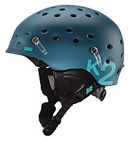 K2 Route - Helm, Metallic Blue