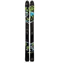 K2 SideStash, Black/Green