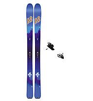 K2 Set Talkback 88: Ski + Bindung