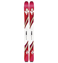 K2 Talkback 96 - Skitouren- und Freerideski  - Damen, Red/White