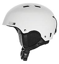 K2 Verdict - casco sci, White