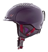 K2 Virtue - Casco freeride, Purple