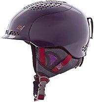 K2 Virtue - casco freeride - donna, Purple