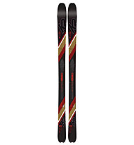 K2 Wayback 80 - sci da scialpinismo, Black/Red/Yellow