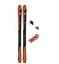 K2 Set Wayback 80: Ski+Bindung+Felle