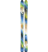 K2 Skis Wayback 82 ECOre - Skitourenski, Green/Blue/Yellow