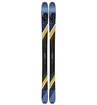K2 Wayback 84 - sci da scialpinismo, Black/Blue