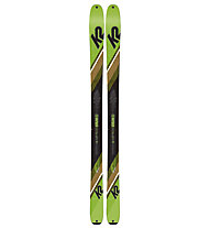 K2 Wayback 88 - Tourenski, Black/Green