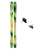 K2 Skis Wayback 88 ECOre - Tourenski Set: Ski + Bindung