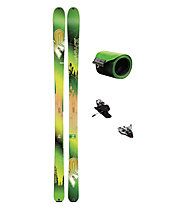 K2 Set Wayback 88 ECOre: Ski + Bindung + Felle
