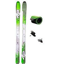 K2 Set Wayback 88 RB: Ski + Bindung + Felle