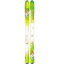 K2 Wayback 96 - sci da scialpinismo/freeride, Green/White