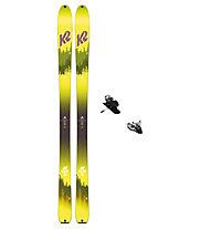 K2 Set Wayback 96: Ski + Bindung