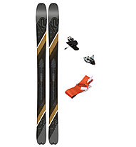 K2 Set Wayback 96: Ski + Bindung + Felle