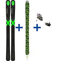 Kästle TX97 Freerideski Set: Ski + Steigfell + Bindung