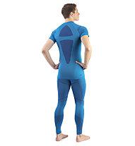 Kaikkialla Aatami - maglietta tecnica scialpinismo - uomo, Light Blue