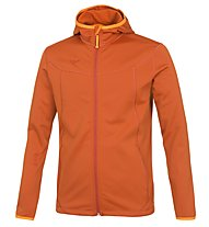 Kaikkialla Aatto II Softshell Jacke, Orange