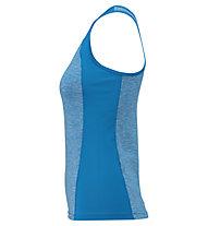 Kaikkialla Airi - Trägershirt Trekking - Damen, Blue