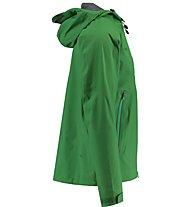 Kaikkialla Anselmi - Hardshelljacke mit Kapuze - Herren, Green